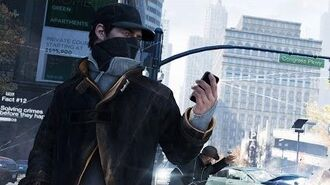 Watch Dogs - PlayStation Exclusive Trailer