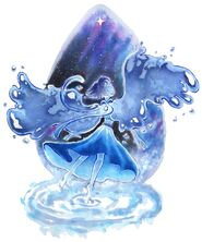 Lapis alas agua