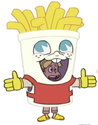 Frybo with Peedee Design