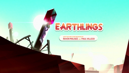Episodio- Earthlings Title Card HD