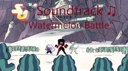 Steven Universe Soundtrack ♫ - Watermelon Battle