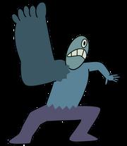 Footarmmutant