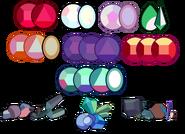Fusion Gemstones