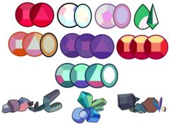 Fusion Gemstones