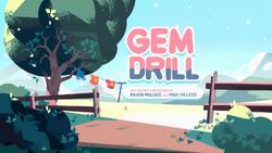 Gem Drill CardHD