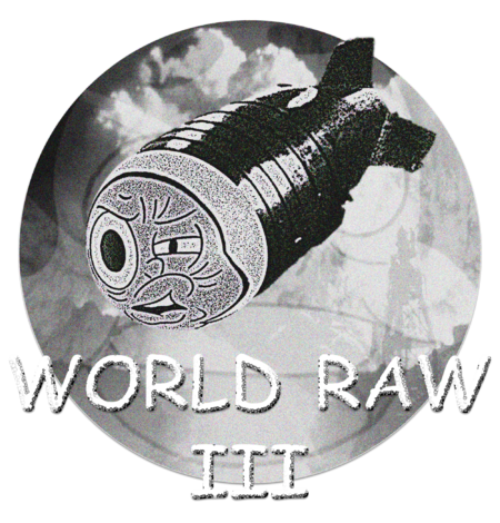 World raw iii logo