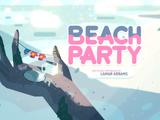 La Fiesta en la Playa/Transcripción latinoamericana