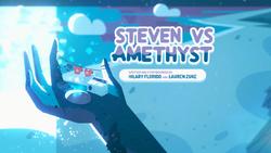 Steven vs. Amethyst CardHD