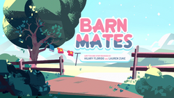 Barn Mates Title Card HD calidad total