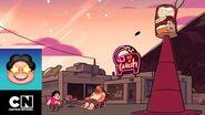 Guerra de Semillas Steven Universe Cartoon Network