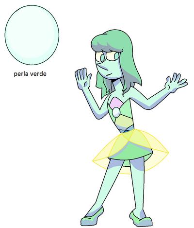 Perla verde 2