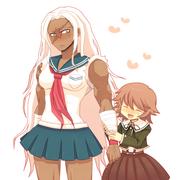 Sakura y Chihiro