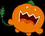 Pumpkin Dog (Crystal Temp)