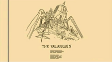 The palanquin