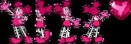 Spinel (Modelsheet Reset Poses) by RylerGamerDBS