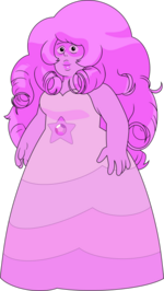 Rose Quartz (Cloud Arena)