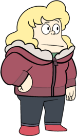 Sadie in a Jacket