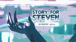 Story for Steven