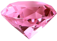 Diamante rosado (vida real)