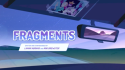 Fragments Title Card