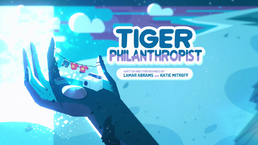 Tiger Philanthropist Card HD