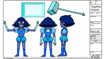 Blue Spinel New Form REFERENCES