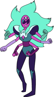 Alexandrite New Regen by Lenhi