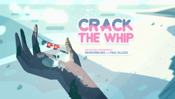Crack the Whip CardHD