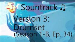 Steven Universe Soundtrack ♫ - Love Like You (Credits Theme) Version 3 Drumset-2