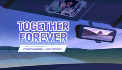 Together Forever Titlecard