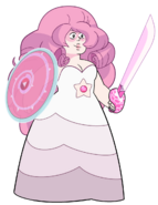 Rose Quartz by Pearl