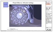 La Gema del Espejo Model Sheet8