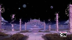 Jardín de Diamante Rosa
