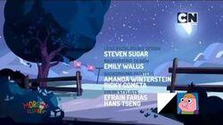 Steven Universe - Hit the Diamond (Credits)