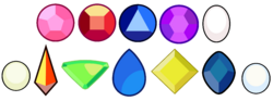 Gems Gemstones
