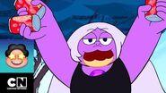 Tarde con Amatista Steven Universe Cartoon Network
