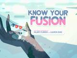 Conoce a tu Fusión