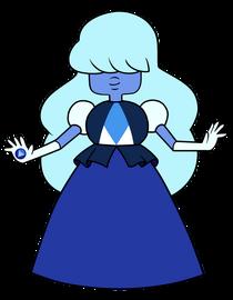First Sapphire