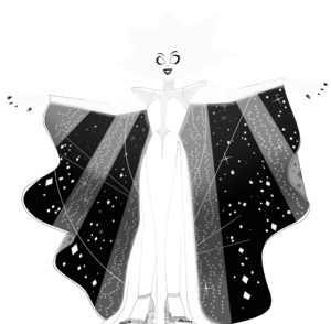 White Diamond (Finish Render) by RylerGamerDBS