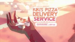 Kiki's Pizza Delivery Service Title CardHD