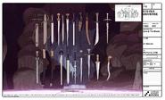 Espadas arte