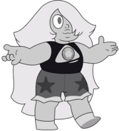 Amethyst (Outfit 5 Acromatized) by RylerGamerDBS