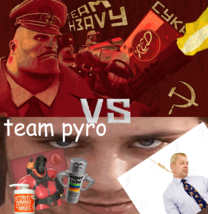 Pyros vs Heavy