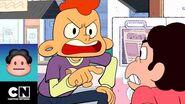 El Nuevo Lars Steven Universe Cartoon Network