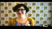 """Cartoon Network LA Steven universe Extra """" Entrevista a la creadora de la serie """" Promo"""