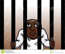 Celda-de-prisión-encarcelada-preso-negro-criminal-84567343