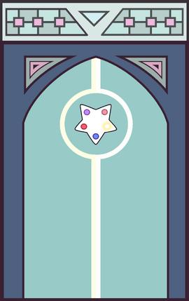 Puerta del Templo (Perla)