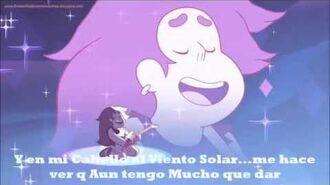 Soy Un Cometa Greg Universe Letra Español