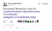 Stevonnie Returns