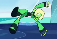 Friend Ship Peridot Flip